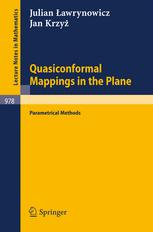 Quasiconformal Mappings in the Plane: