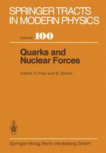 Quarks and Nuclear Forces