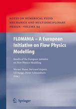 FLOMANIA — A European Initiative on Flow Physics Modelling