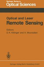 Optical and Laser Remote Sensing
