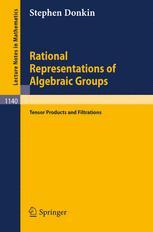 Rational Representations of Algebraic Groups