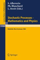 Stochastic Processes — Mathematics and Physics