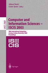 Computer and Information Sciences - ISCIS 2003