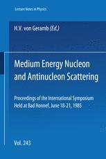 Medium Energy Nucleon and Antinucleon Scattering