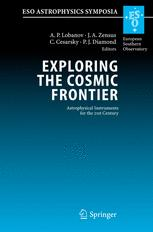 Exploring the Cosmic Frontier