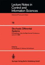 Stochastic Differential Systems
