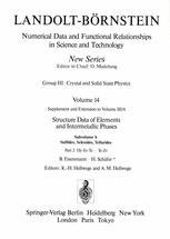 Sulfides, Selenides, Tellurides (Part 2)