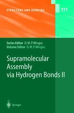 Supramolecular Assembly via Hydrogen Bonds II