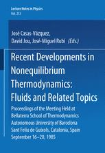 Recent Developments in Nonequilibrium Thermodynamics: Fluids and Related Topics