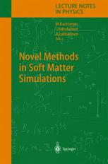 Novel Methods in Soft Matter Simulations