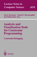 Analysis and Visualization Tools for Constraint Programming