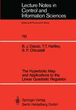 The Hyperbolic Map and Applications to the Linear Quadratic Regulator