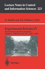 Experimental Robotics IV