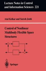 Control of Nonlinear Multibody Flexible Space Structures