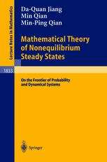 Mathematical Theory of Nonequilibrium Steady States