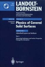 Adsorbed Layers on Surfaces. Part 2: Measuring Techniques and Surface Properties Changed by Adsorption