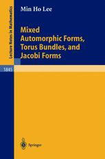 Mixed Automorphic Forms, Torus Bundles, and Jacobi Forms
