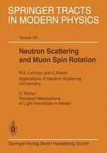 Neutron Scattering and Muon Spin Rotation