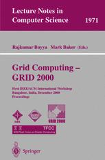 Grid Computing — GRID 2000