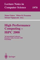 High Performance Computing — HiPC 2000