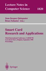 Smart Card Research and Applications
