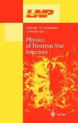 Physics of Neutron Star Interiors