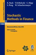 Stochastic Methods in Finance