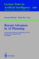 Recent Advances in AI Planning