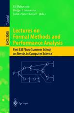Lectures on Formal Methods and PerformanceAnalysis