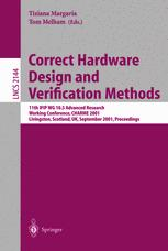 Correct Hardware Design and Verification Methods