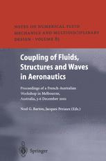 Coupling of Fluids, Structures and Waves in Aeronautics