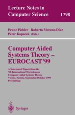 Computer Aided Systems Theory - EUROCAST'99