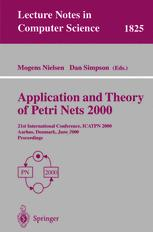 Application and Theory of Petri Nets 2000