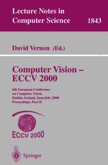 Computer Vision — ECCV 2000