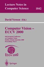 Computer Vision - ECCV 2000