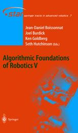 Algorithmic Foundations of Robotics V