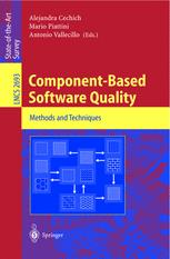 Component-Based Software Quality