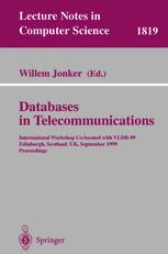 Databases in Telecommunications