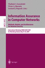 Information Assurance in Computer Networks