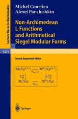 Non-Archimedean L-Functions and Arithmetical Siegel Modular Forms