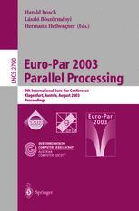 Euro-Par 2003 Parallel Processing