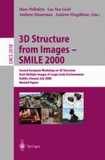 3D Structure from Images — SMILE 2000