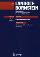 Electrochemical Thermodynamics and Kinetics