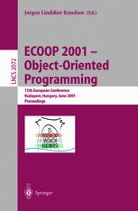 ECOOP 2001 — Object-Oriented Programming