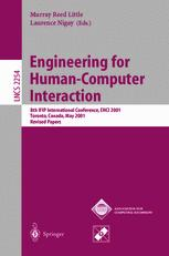 Engineering for Human-Computer Interaction