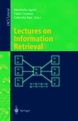 Lectures on Information Retrieval