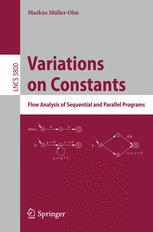 Variations on Constants