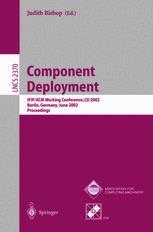 Component Deployment