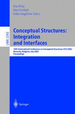 Conceptual Structures: Integration and Interfaces
