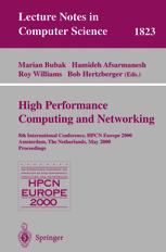 High Performance Computing and Networking
